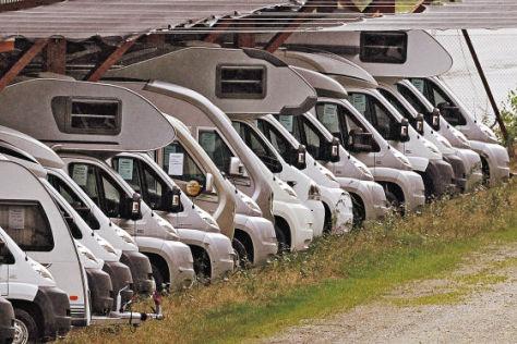 Wohnmobile von Knaus Tabbert