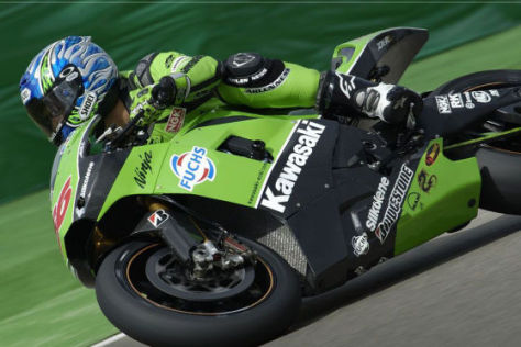 MotoGP Kawasaki Alex Hofmann