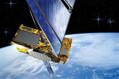 Erster Galileo-Satellit im All