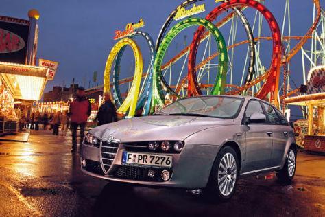 Alfa Romeo 159 Sportwagon 2.4 JTDM 20V Distinctive