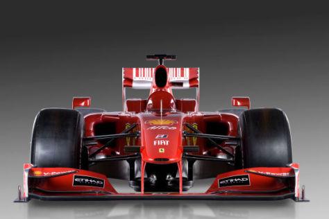 Formel 1 2009, F60 Ferrari Präsentation in Mugello 12.1.2009