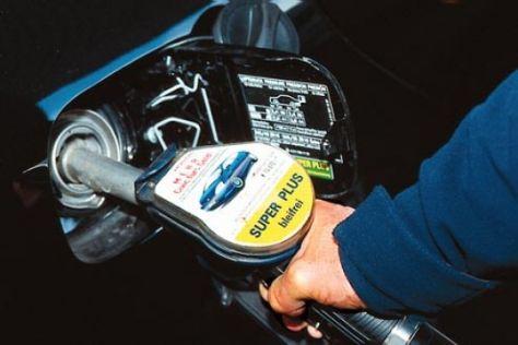 Benzinpreis-Statistik 2005