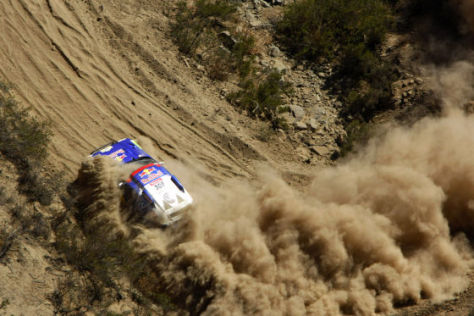 Rallye Dakar 2009, Etappe 9, VW Race Touareg,