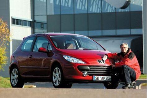 Fahrbericht Peugeot 307 Platinum 180