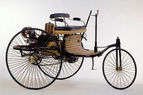 120 Jahre Automobil