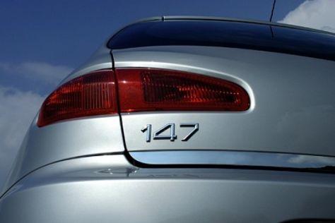 Alfa 147 mit serienmäßigem ESP