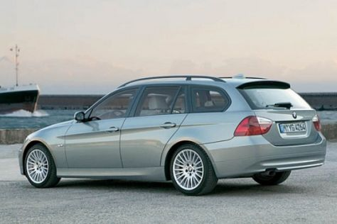 Neue Motoren für den BMW 3er Touring