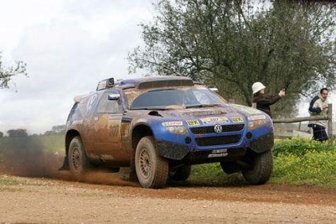 Rallye Dakar 2006, 5. Etappe