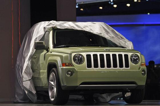 Jeep Patroit EV