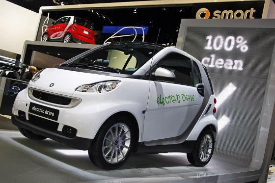 Smart electric drive