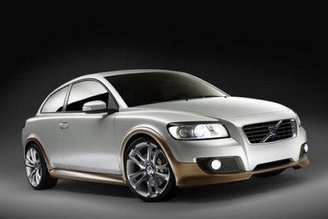 Weltpremiere Volvo C30