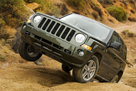 Jeep Patriot (2008)