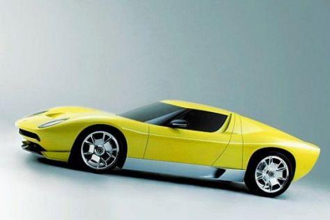 Retro-Lamborghini