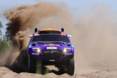 Rallye Dakar 2009, Etappe 12, VW Race Touareg