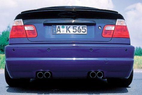 BMW 318i von Markus Kinlinger