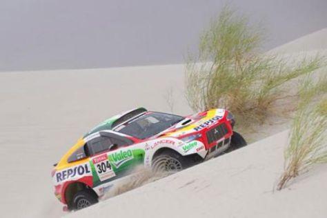 Rallye Dakar 2009, Mitsubishi Racing Lancer, Nani Roma