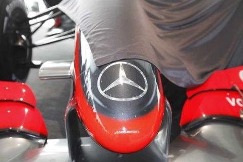 Formel-1-Saison 2009, McLaren-Mercedes präsentiert den MP4-24