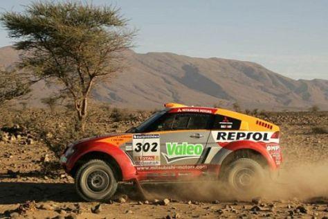 Rallye Dakar 2006, 7. Etappe