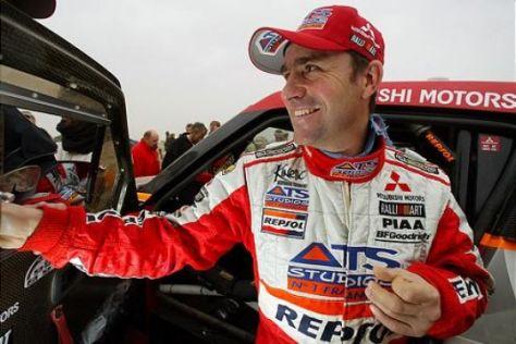 Rallye Dakar 2006, 8. Etappe