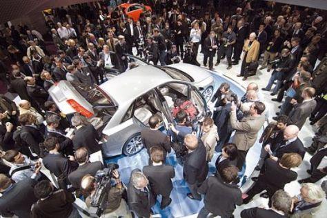 Audi-Premieren in Detroit