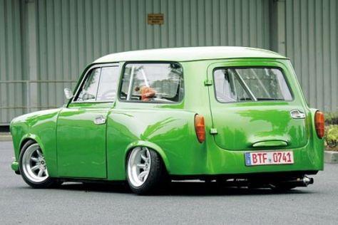 Trabant P50-1 von Nico Schmidt