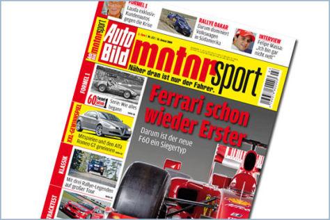 AUTO BILD MOTORSPORT 02/03-2009