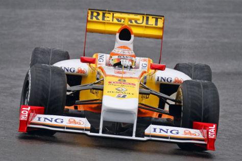 Formel 1, Renault R29 Präsentation in Portimao