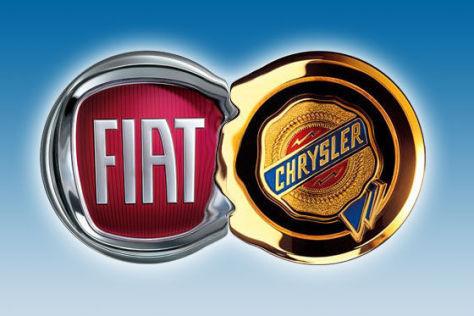 Fiat und Chrysler kooperieren