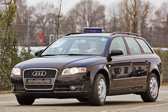Audi A4 Avant B7