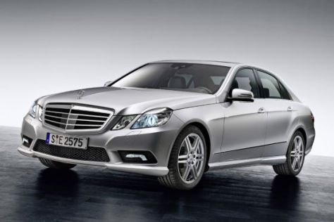 Mercedes-Benz E-Klasse AMG Sport-Paket