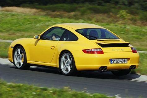 Rückruf Porsche 911 Carrera