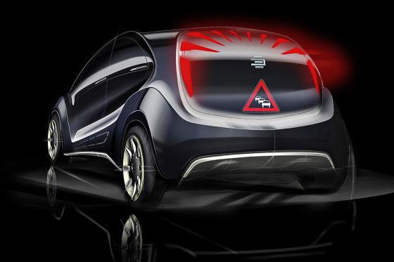 Das Zukunftsauto soll aus Modulen bestehen, die allerdings auf einer klassischen Plattform aufbauen.