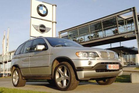 Gebrauchtwagen-Check BMW X5 (seit 1999)