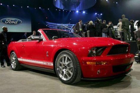 Detroit Auto Show 2006, Teil 3