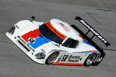 Grand-Am-Series 2009, 24 Stunden von Daytona, David Donohue, Polesitter, Riley Porsche