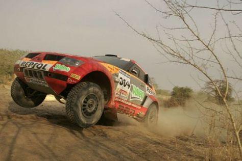 Rallye Dakar 2006, 12. Etappe