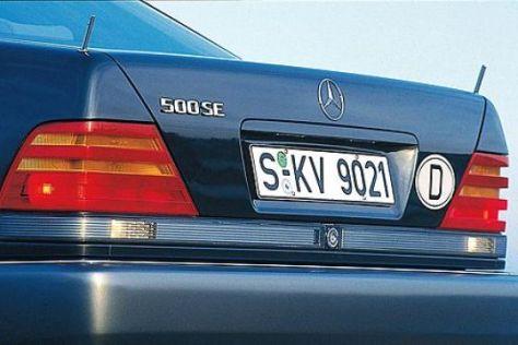 mercedes s-klasse gebrauchtwagen - autobild.de