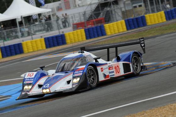 24 Stunden von Le Mans 2008, Lola-Aston-Martin