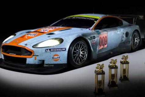 24 Stunden von Le Mans, Aston Martin DBR9