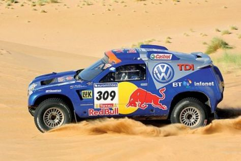 Rallye Dakar 2006: Hintergründe