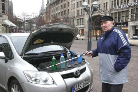 Moderne Autos im Technik-Test: Segen oder Fluch?