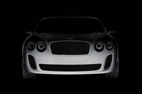 Bentley Studie Extreme
