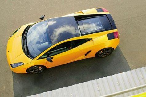 Test Lamborghini Gallardo SE
