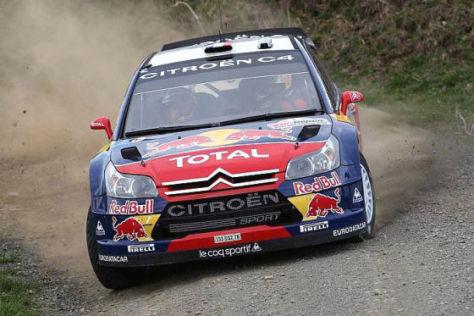 Rallye Weltmeisterschaft 2009, Sébastien Loeb, Citroen C4 WRC