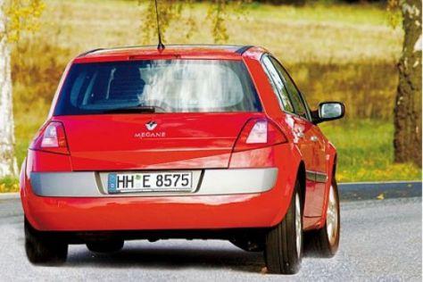 Renault Mégane II (seit 2002)