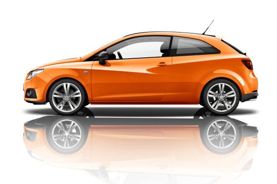 Seat Ibiza Sportcoupé Colo Edition