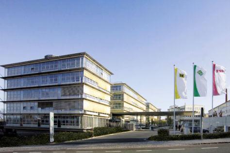 Schaefller INA-Stammsitz