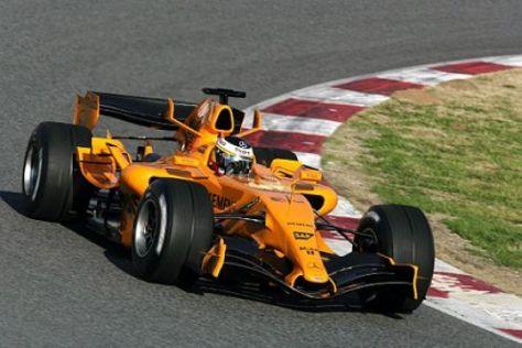 McLaren–Mercedes MP4–21