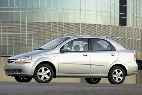 Neuer Chevy auf Daewoo-Basis