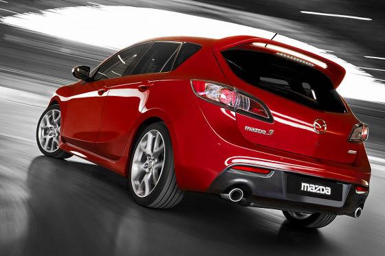 Mazda3 MPS Modelljahr 2009